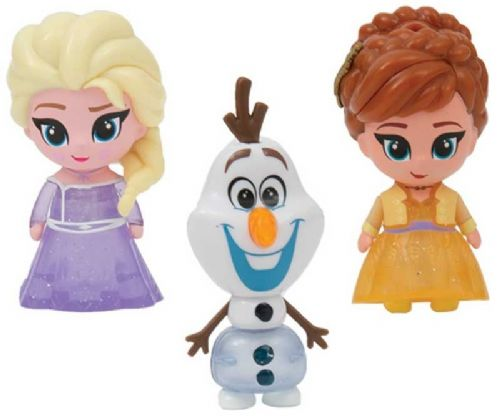 Frozen 2 Whisper and Glow Triple Pack
